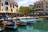 Cassis Harbor and Hotel